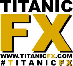 TITANIC FX ARTWORK TSHIRTS (TEXT ONLY)